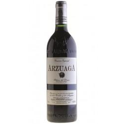 VINO TINTO ARZUAGA RESERVA ESPECIALEl vino tinto Arzuaga Reserva Especial esta elaborado con 95 Tinta del Pais y 5 Blanca del P