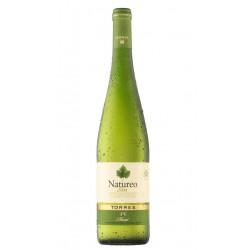 VINO BLANCO NATUREO DESALCOHOLIZADOEl vino blanco natureo esta elaborado con moscatel de AlejandriaEste vino dulce ha sido some