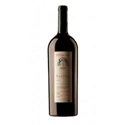 VINO TINTO PITTACUM BARRICA MaGNUMEl Vino tinto Pittacum Barrica Magnum tiene una variedad de uva Mencia 100 de cepas viejas co