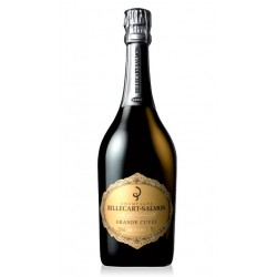 Billecart almon nos presenta este vino de Champagne Francia creado a partir de uvas Chardonnay y Pinot Noir y presentado en for