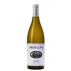 Vino Blanco BotaniLa variedad de la uva de este vino es 100 Moscatel de Alejandria Pertenece a la DO Sierras de Malaga La parti