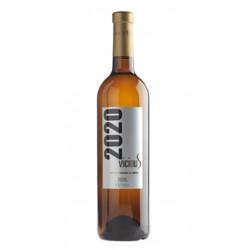 El Vino Blanco Vicious Fermentado en Barrica se elabora en la bodega Marvintel Este vino Pertenece a la DO Somontano La varieda