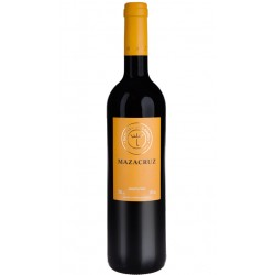 Variedad de la uva utilizada es 42 Syrah 33 Tempranillo y 25 Merlot Pertenece a Vinos de la Tierra de CastillaVino Tinto Mazacr
