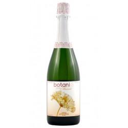 Vino Espumoso Botani Moscatel vino con DO Sierras de Malaga es un monovarietal elaborado con uva 100 Moscatel de Alejandria ela