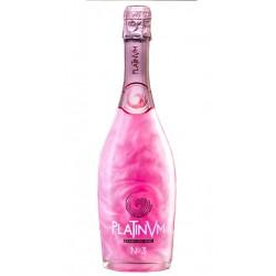 El coctel Fragancia Platinvm Nº3 es la partitura de una historia de amor Su palpitante tono rosa palido y empolvado descubre un