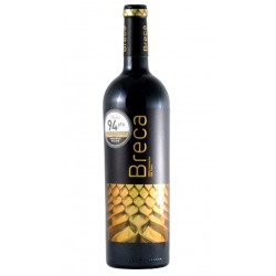 Vino Tinto Breca Denominacion de origen DO CalatayudVariedad 100 Garnacha de Vinas ViejasBodega Bodegas BrecaElaboracion El vin