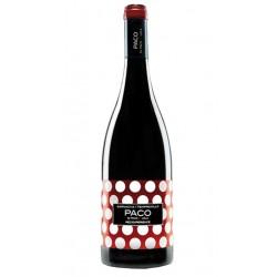 Vino Tinto Paco By Paco Lola El Vino Tinto Paco By Paco Lola esta compuesto en un 50 de uva Garnacha y Tempranillo Es el primer