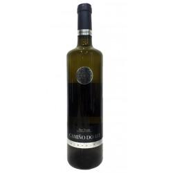 El Vino Blanco Camino Do Rei es un vino blanco 100 Albarino con denominacion de origen Rias Baixas Es muy intenso tiene una gra