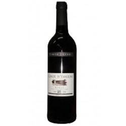 Vino Tinto Conde De Yanguumlas CrianzaDenominacion de Origen DO RiojaVariedad Tempranillo y GarnachaCrianza el Vino Tinto Conde