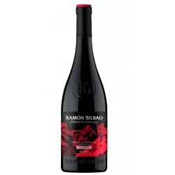 Vino Tinto De Crianza Ramon Bilbao Altura Denominacion de Origen DO RiojaVariedad 50 Tempranillo y 50 GarnachaCrianza el Vino T