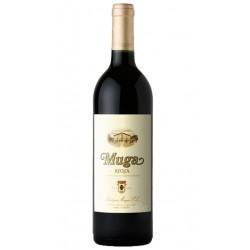 Vino Tinto De Crianza MugaDenominacion de Origen DO RiojaVariedad Tempranillo Garnacha Tinta Mazuela y GracianoCrianza el Vino