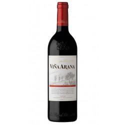 Vino Tinto Reserva Vina AranaDenominacion de Origen DO RiojaVariedad 95 Tempranillo y 5 MazueloCrianza el Vino Tinto Reserva Vi
