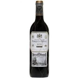 Vino Tinto Marques De Riscal Reserva El Vino Tinto Marques De Riscal Reserva pertenece a las bodegas Marques de Riscal y tiene