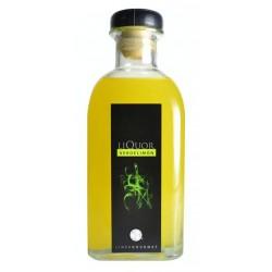 El Licor de Limon Alambique de Santa Marta no contiene ni saborizantes ni espesantes ya que se trata de un producto artesanalLa