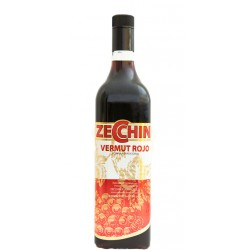 Vermut Rojo Zecchini Formula Tradicional 1LEl Vermut Rojo Zecchini Formula Tradicional 1L es la mezcla de vino blanco con una s