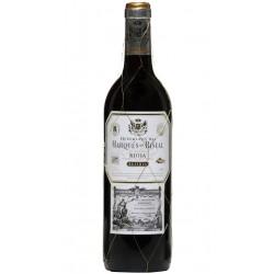 Vino Tinto Marques de Riscal ReservaEste vino con DOC Rioja esta elaborado con uva de la variedad Tempranillo en un 90 proceden