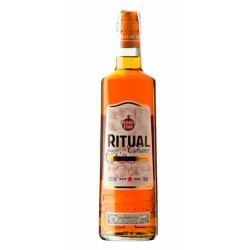Ron RitualRon Ritual es un ron elaborado en Cuba por la Corporation Cuba Ron mediante un proceso de envecimiento de 7 anos en b