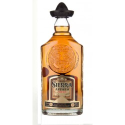 Tequila Sierra Antiguo AnejoEl Tequila Sierra Antiguo Anejo procedente de Mexico Destilerias Sierra Unidas es un tequila compue