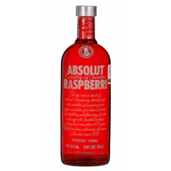 Vodka Absolut RaspberryEl Vodka Absolut Raspberry es un vodka elaborado en Suecia elaborado solamente con productos naturales y