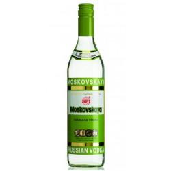 Vodka Moskovskaya Vodka Moskovskaya es una de las primeras marcas rusas de vodka creada en 1894 por el estado rusoEl famoso qui