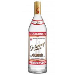 Vodka StolichnayaVodka Stolichnaya en sus inicios fue producido en la actual Rusia desde 1953 en la destileria Cristal Stolichn