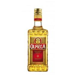 TEQUILA OLMECA REPOSADO El Tequila Olmeca Reposado es un tequila premium producido en la zona de los Altos de Jalisco que se co