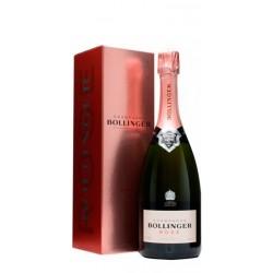 Champagne Bollinger Rose Con EstucheEste champagne procede de las Bodegas Bollinger Francia Esta elaborado a partir de uvas 62