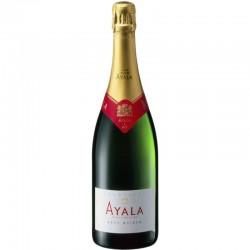 Champagne Ayala Brut Majeur Sin EstucheChampagne Ayala es una de las Casas de champan mas antiguas se ha fundado en Ayuml en el