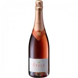 Champagne Ayala Rose Majeur Sin EstucheChampagne Ayala es una de las Casas de champan mas antiguas se ha instituido en Ayuml en