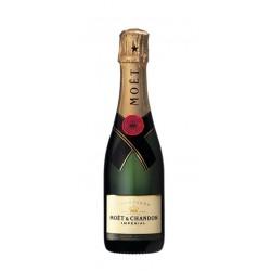Champagne Moeumlt Chandon Brut Imperial 375ml El Champagne Moeumlt Chandon Brut Imperial 375ml con Denominacion de Origen Champ