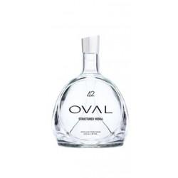 Vodka Oval 42 es un vodka elaborado en Austria por la destileria OvalSu metodo de elaboracion mediante la estructuracion hace d