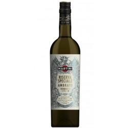Vermouth Martini Riserva Speciale Ambrato El Vermouth Martini Riserva Speciale Ambrato es una mezcla de vino Moscato drsquoAsti