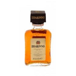 MINIATURA LICOR DISARONNO 120u El licor Disaronno es un delicioso licor con un intenso sabor de almendra frescaDisaronno es eI