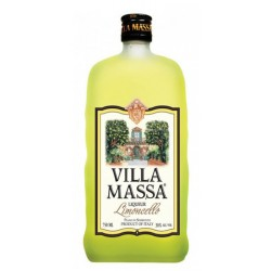 Miniatura Licor Limon Villa Massa 100 UnidadesEl Licor Limon Villa Massa esta producido como una receta familiar antigua con so