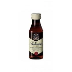 Miniatura Whisky Ballantine s 120uEn 1827 George Ballantine funda una pequena tienda de comestibles en la ciudad de Edimburgo E