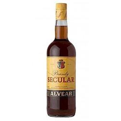 Brandy Secular AlvearEl Brandy Secular Alvear es un Cognac producido por las Bodegas Alvear en EspanaCrianza minima 12 meses en