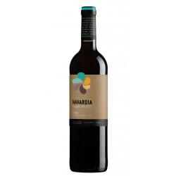 Vino Tinto Navardia Crianza EcologicoEl Vino Tinto Navardia Crianza Ecologico perteneciente a la DO Ca Rioja de Bodegas Bagordi