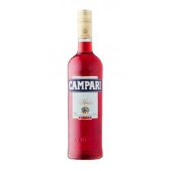 Licor CampariEste Licor Campari es elaborada con la combinacion de hasta 60 ingredientes distintos incluyendo hierbas especias