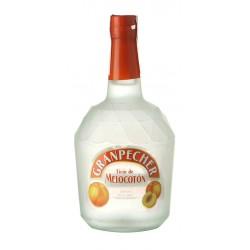Licor GranpecherEste Licor Granpecher es un licor de melocoton cuyo frescor natural nace de un triple proceso de destilado rect