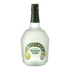 Licor Granpomier Este Licor Granpomier es elaborado en Espana es un licor de manzana verde cuyo frescor natural nace de un trip