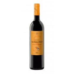 Vino Tinto Finca Sobreno EcologicoEl Vino Tinto Finca Sobreno Ecologico es un monovarietal elaborado con uva de la variedad Tin