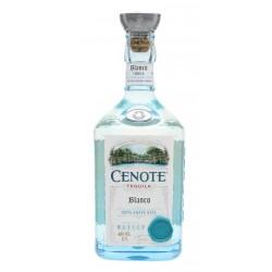 Tequila Cenote Un tequila super premium 100 Agave Azul Tequilana Weber inspirado en la belleza de la Peninsula de Yucatan y los