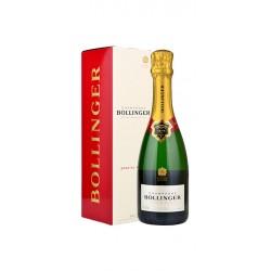 Champagne Bollinger Cuvee Special El Champagne Bollinger Cuvee Special esta elaborado a partir de un 60 de Pinot Noir 25 de Cha
