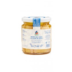 Bonito de Aceite de Oliva Laurel En la costa de Asturias una de las mas ricas en pescados y mariscos del Mar Cantabrico se encu
