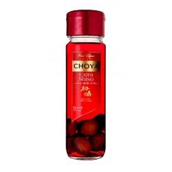 Licor Umeshu Extra Shiso con una maceracion de 2 a 3 anos tambien se elabora sumergiendo las frutas primero en alcohol 40 hacie