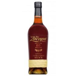 Ron Zacapa 23 Edition Limitada ha conseguido durante cinco anos consecutivos la distincion de Mejor ron del mundo en el festiva