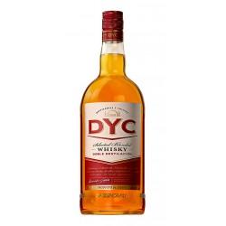 WHISKY DYC 5 ANOS Es un whisky blend de varios granos envejecidos separadamente durante un minimo de tres anos en barricas de r
