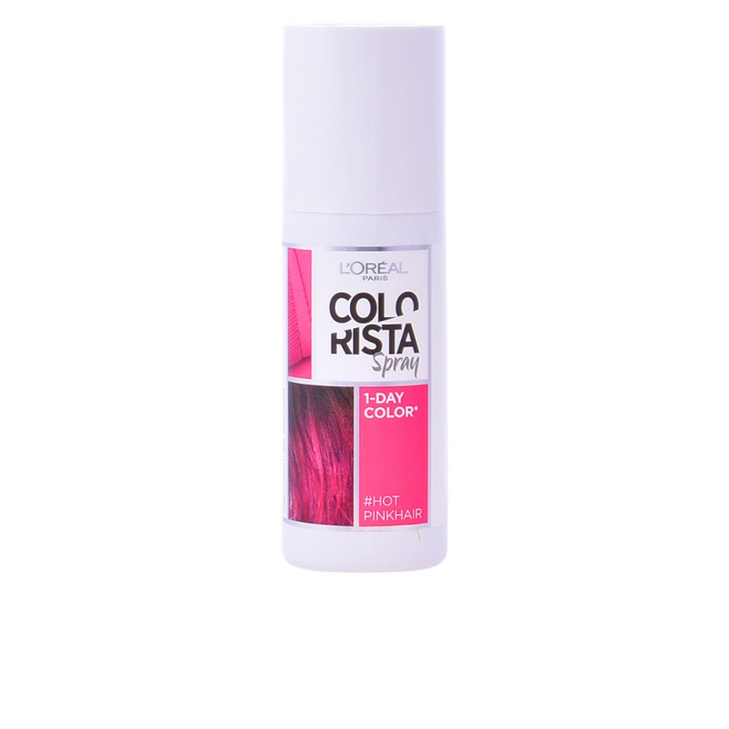 COLORISTA spray 1 hot pink 75 ml