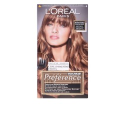 PREFERENCE MECHAS SUBLIMES 003 light brown to dark blonde
