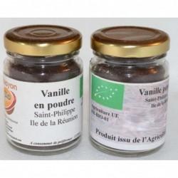 Vanille Réunion Bio Poudre...